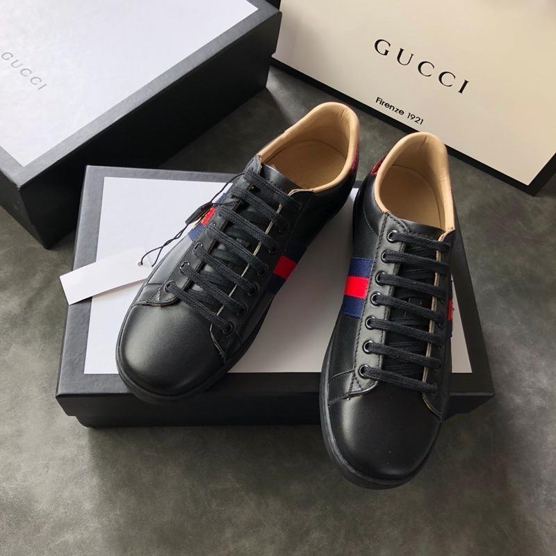 Tenis Gucci Originales! - $ 3,900.00 en Mercado Libre