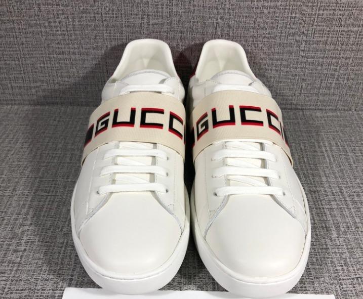 fd83244125132 Tenis Gucci Para Hombre -   5
