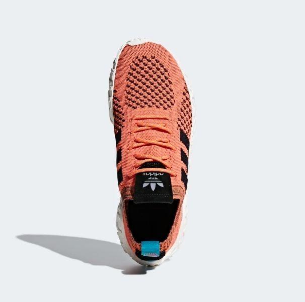 adidas Tenis F 22 Primeknit Naranja Hombre Originales Nuevos ... 14e5d19d5bd51