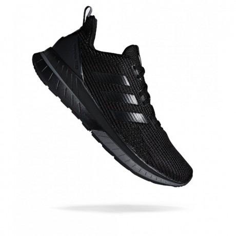 b0c71647ed837 Tenis Hombre adidas Negros Run Train Gym Correr Excelentes ...