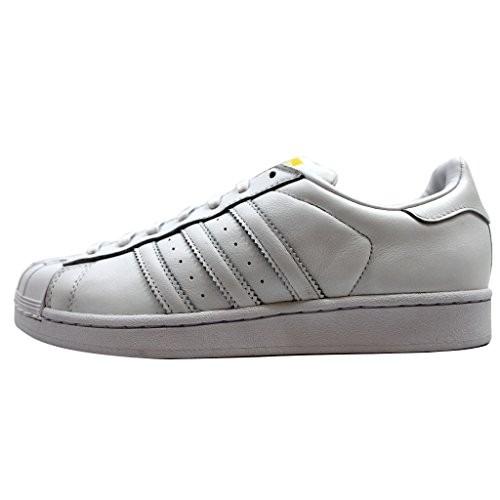 Tenis Supershell Hombre adidas Superstar Pharrell Supershell Tenis Leathe 5 7d252d