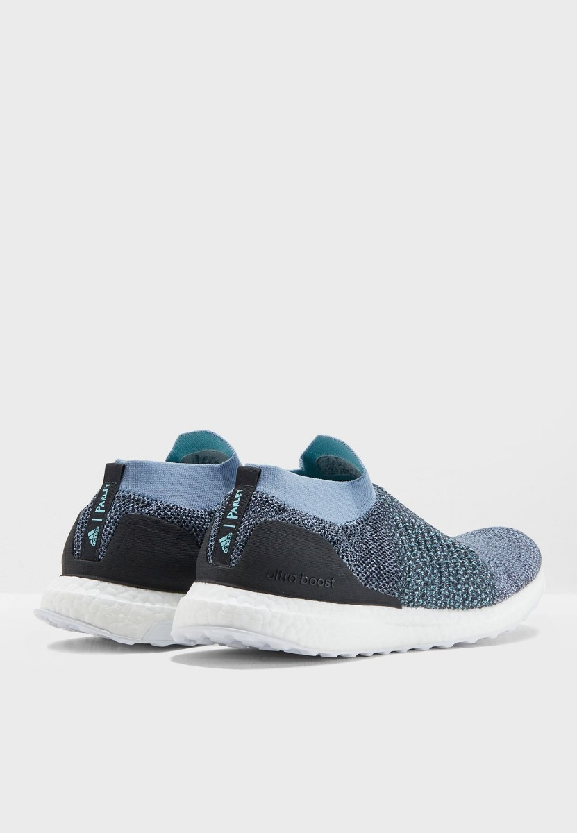 Tenis Hombre Adidas Ultraboost Laceless Parley Cm8271 Correr