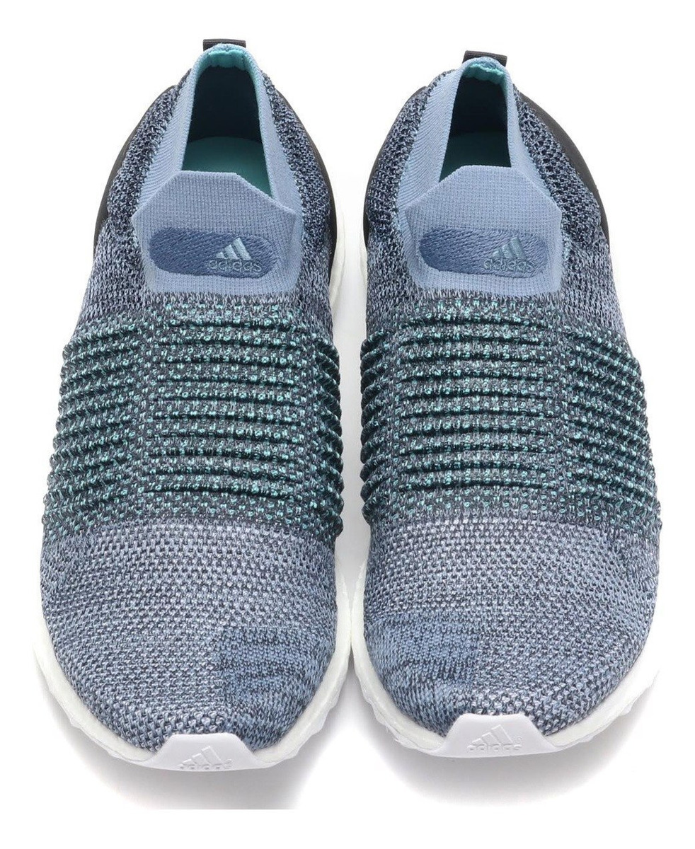 buy online eb1d2 afff6 Tenis Hombre adidas Ultraboost Laceless Parley Cm8271 Correr