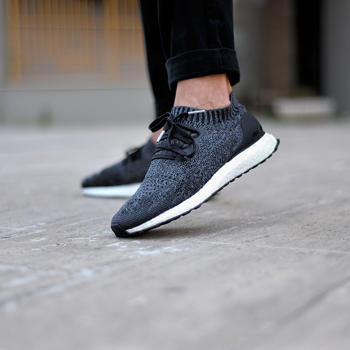 new style 4efc4 8bfe1 Tenis Hombre adidas Ultraboost Uncaged By2551 Running Correr
