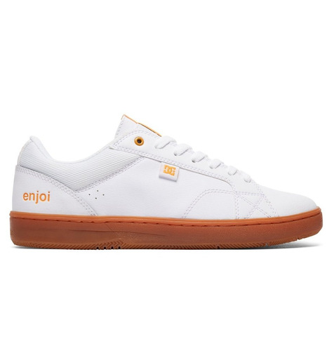 tenis hombre astor enjoi sx adys100398 wg5 dc shoes blanco