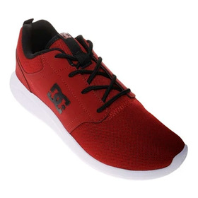 Tenis Hombre Casuales Midway Sn Mx Bu3 Adys700136 Dc Shoes