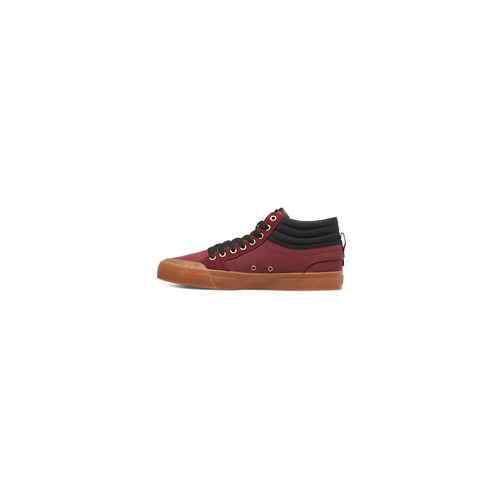 tenis hombre evan smith adys300246 bur rojo dc shoes