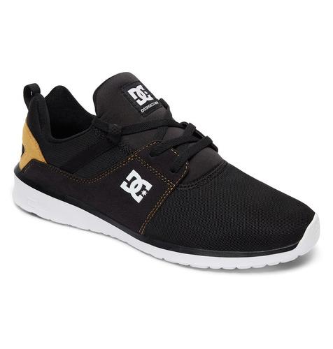 tenis hombre heathrow adys700071 bt0 negro dc shoes