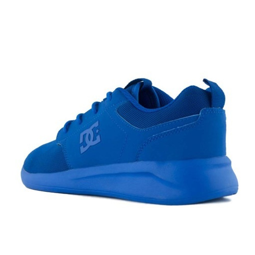 tenis hombre midway sn m shoe nab summer 2017 azul dc shoes