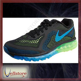Tenis Hombre Nike Air Max 2014 621077 Photo Electric 005