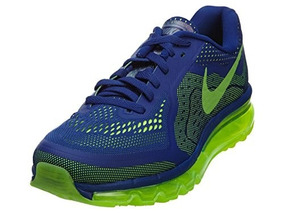 Tenis Hombre Nike Air Max 2014 Round Synthetic Running 12