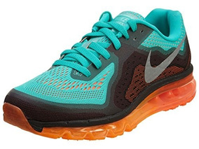 Tenis Hombre Nike Air Max 2014 Round Synthetic Running 2