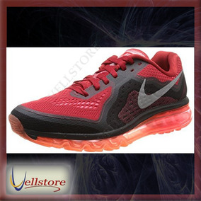 Tenis Hombre Nike Air Max 2014 Round Synthetic Running