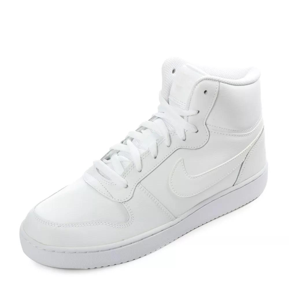 Originales Tenis Ebernon Hombre Blancos Nike Bota Clasicos lTJKFc31