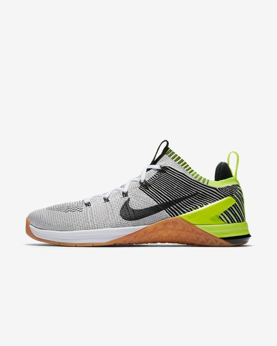 Tenis Hombre Nike Metcon Dsx Flyknit 2 Crossfit 924423 107