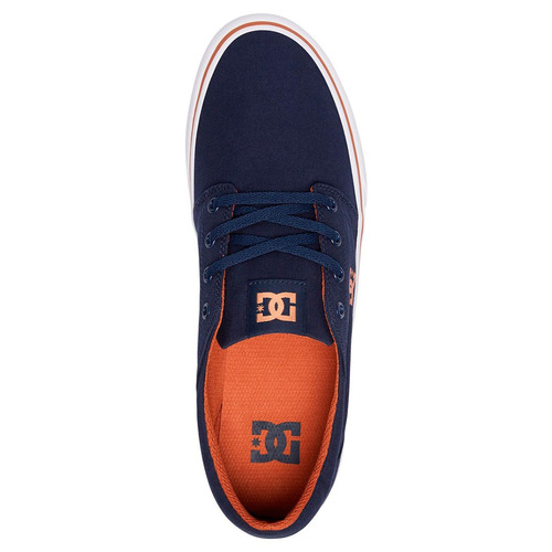 tenis hombre trase tx adys300126 dkt dc shoes azul