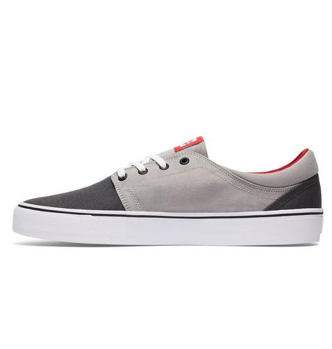 tenis hombre trase tx adys300126 xssr dc shoes gris