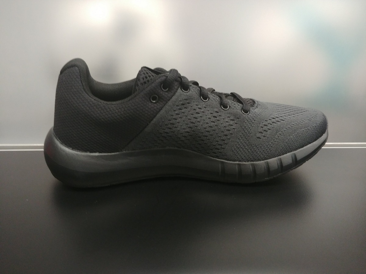 be35497841a08 tenis hombre under armour micro g pursuit negros casuales. Cargando zoom.