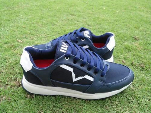 tenis hombres,tenis deportivos,zapatilla azul comodo y suave