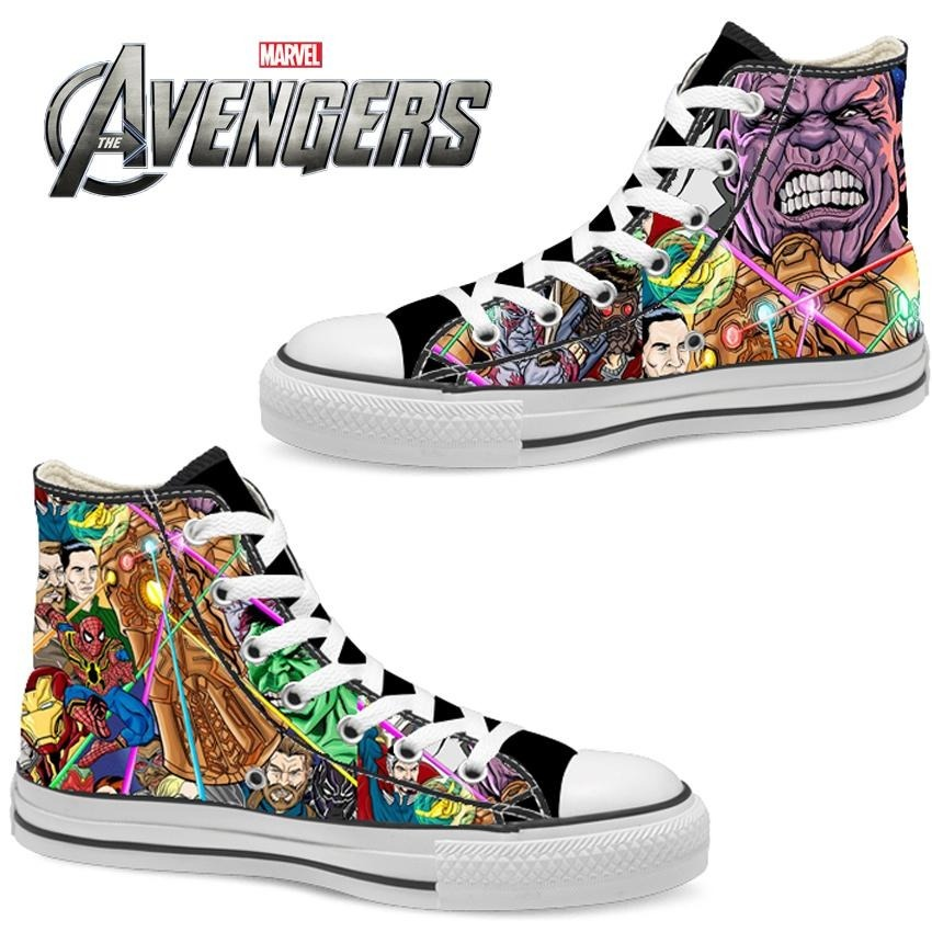 converse avengers