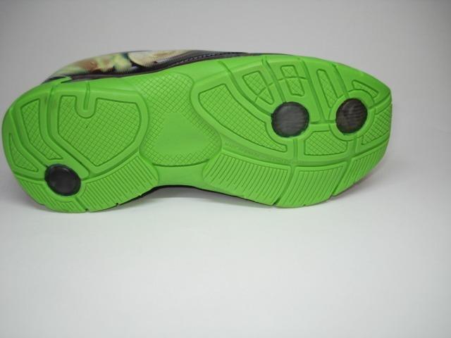 2ca16677868 Tenis Infantil Ben 10 Preto verde R 35 - R  35
