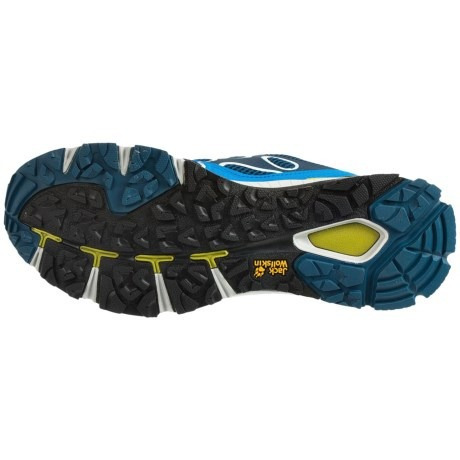 tenis jack wolfskin trail excite low