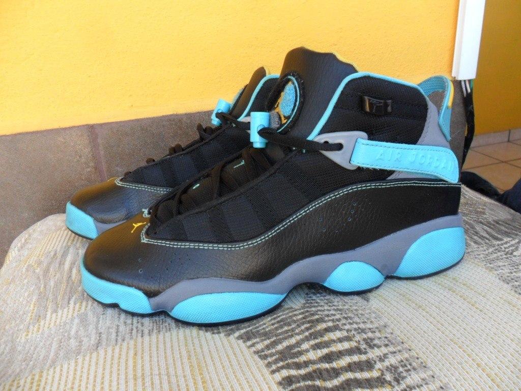 separation shoes a166b f595d Tenis Jordan 6 Rings Gamma Blue Autenticos + Envio Gratis - $ 1,799.00