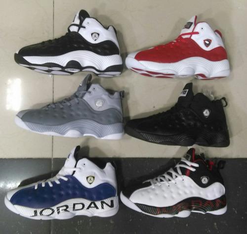 Tenis Jordan 13 Con 14