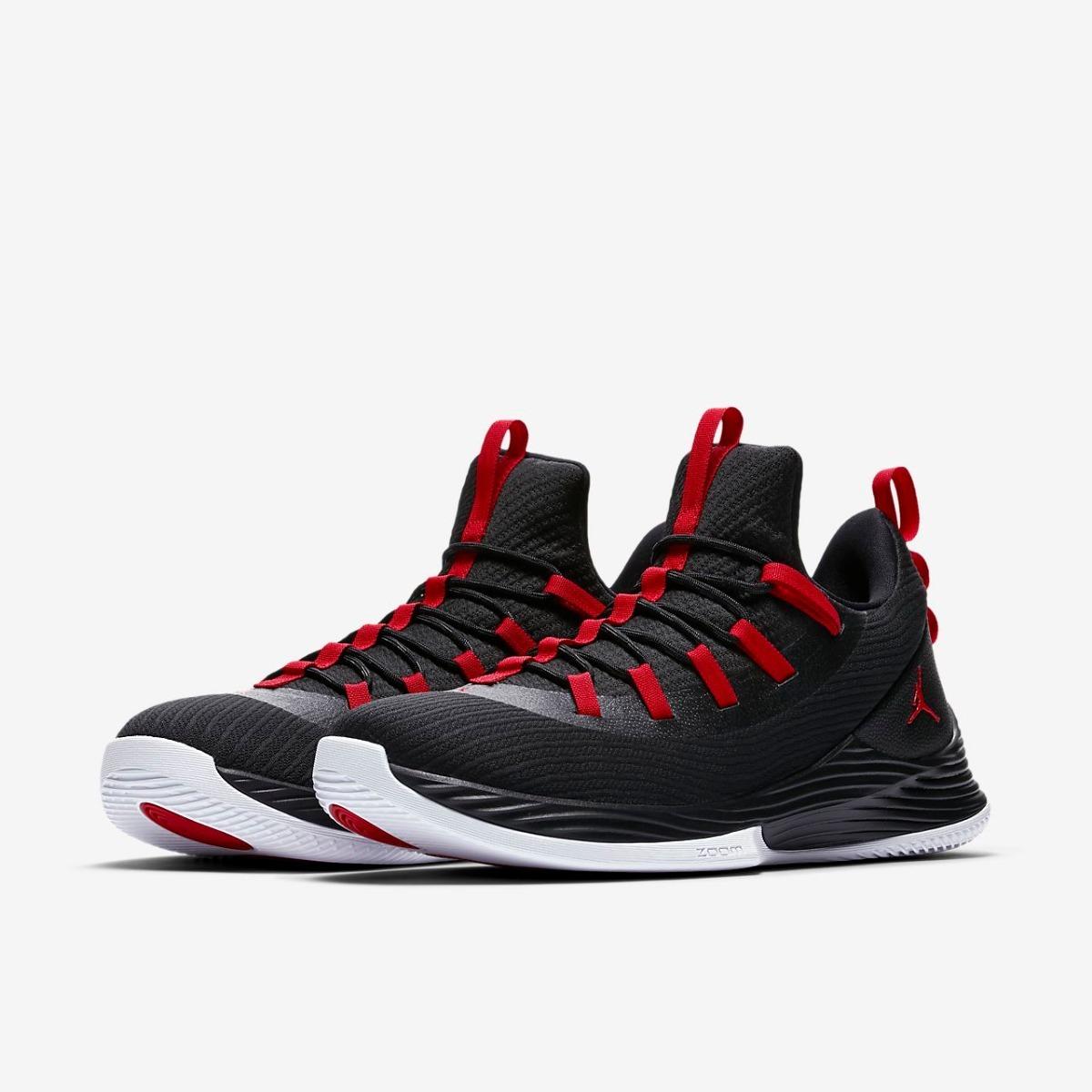 5f9c3c8adc3 tenis jordan negros rojo basquetbol originales ultra fly 2 l. Cargando zoom.