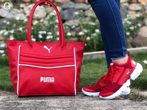 tenis juvenil mas bolso envio gratis