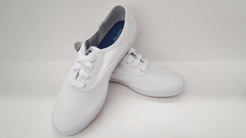 tenis keds de niña/mujer blanco