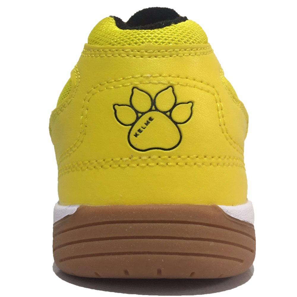 1777e0130 tenis kelme copa futsal 626 profissional amarelo. Carregando zoom.