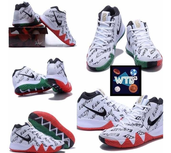competitive price 710ee 08899 Tenis Kyrie Irving 4 Equality