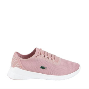 3920f04ae32 Tenis Lacoste Rosas Para Mujer - Ropa, Bolsas y Calzado en Mercado Libre  México