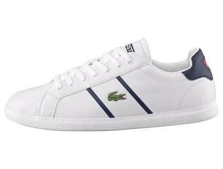 a7181a0386b Zapatos Tenis Lacoste Hombre -   295.000 en Mercado Libre