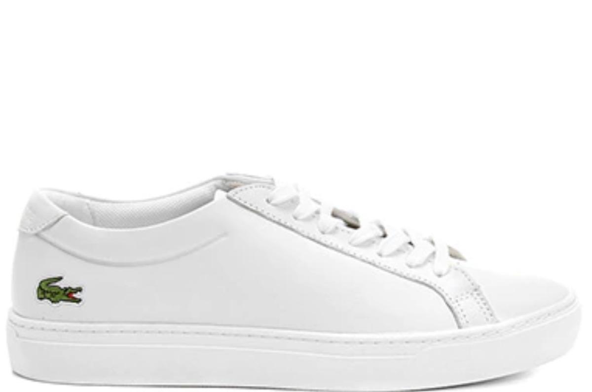 0f9d3d63e5f5f Tenis lacoste masculino branco original carregando zoom jpg 1200x795 Tenis  masculino lacoste