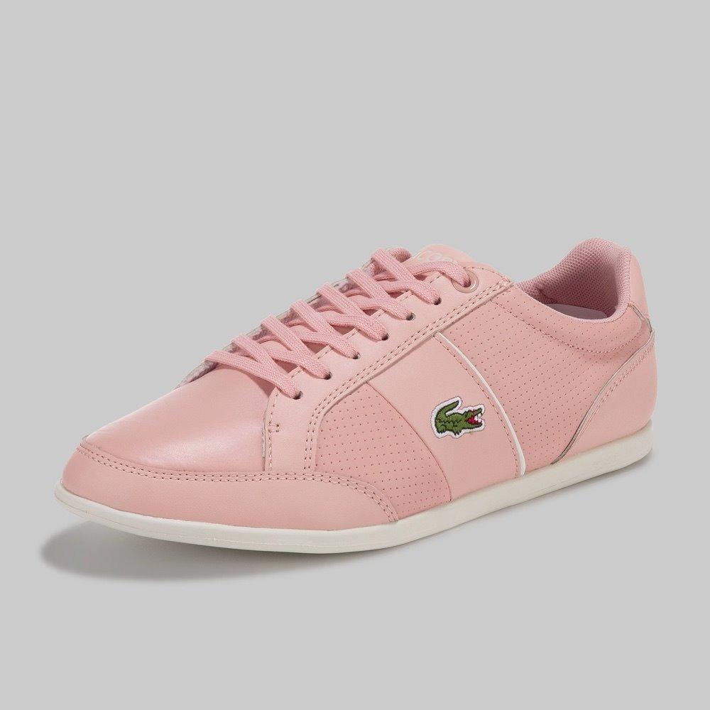 e7b828b11e6 tenis lacoste seforra 318 mujer rosa dama. Cargando zoom.