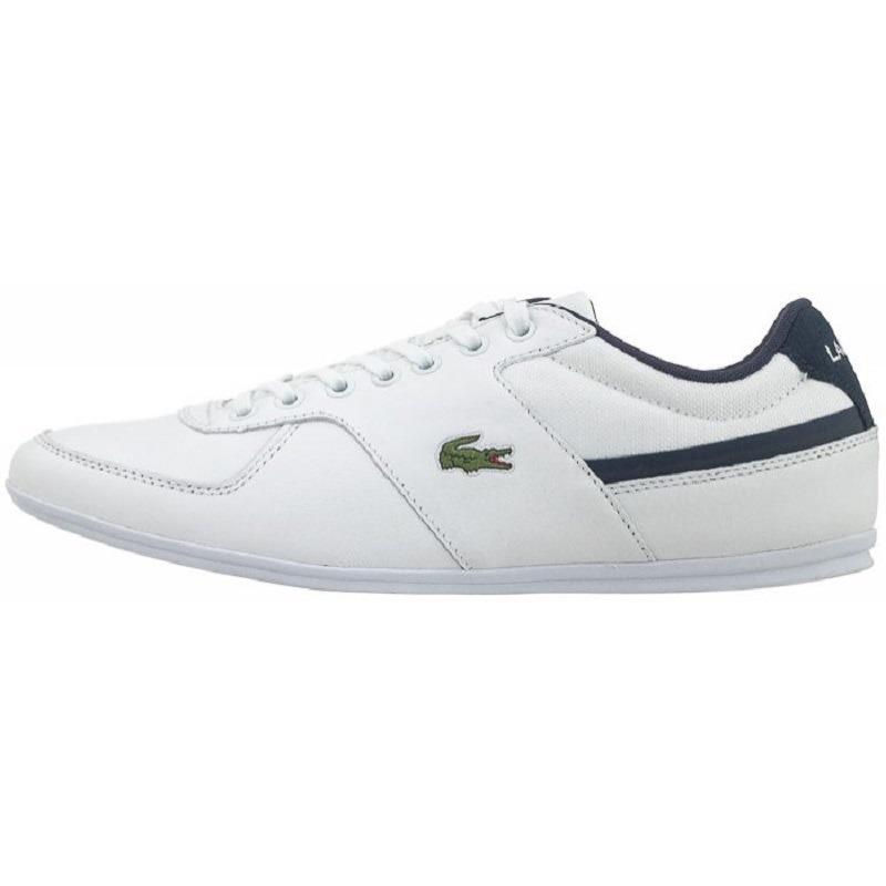 Tenis Lacoste Taliore Sport 116 1 Spm Casuales Piel Blanco . 37b1ddecc8
