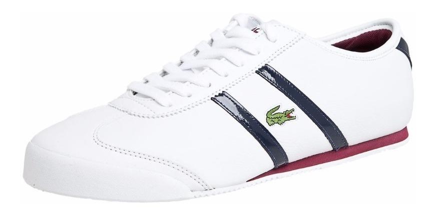 ładne buty zniżki z fabryki sklep z wyprzedażami Tenis Lacoste Tourelle Clc Masculino Branco
