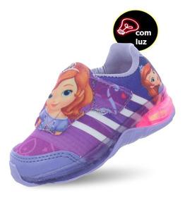 209e2e59864d0 Tenis Infantil Feminino Com Luzinha Nike - Calçados, Roupas e Bolsas com o  Melhores Preços no Mercado Livre Brasil