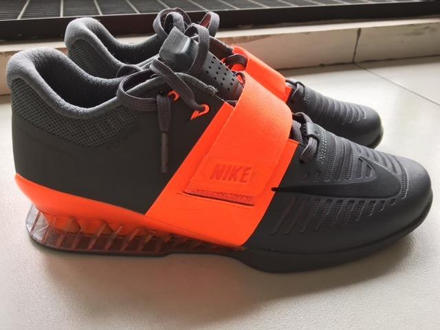 Tenis Levantamiento De Pesas Nike Romaleos 3 -   2 3f0eab1ba99fa