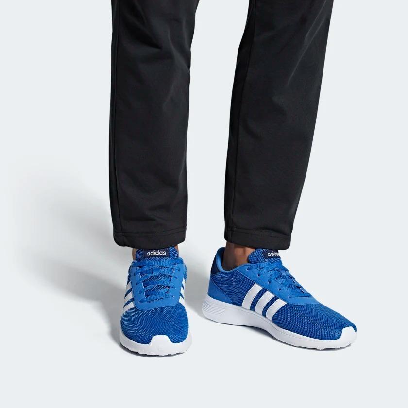 adidas Tenis Lite Racer Azul | adidas Mexico