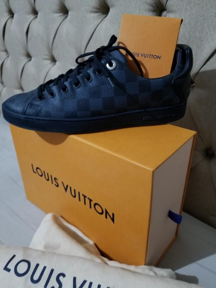 0a1a6af65 Tenis Louis Vuitton Originales - $ 11,000.00 en Mercado Libre