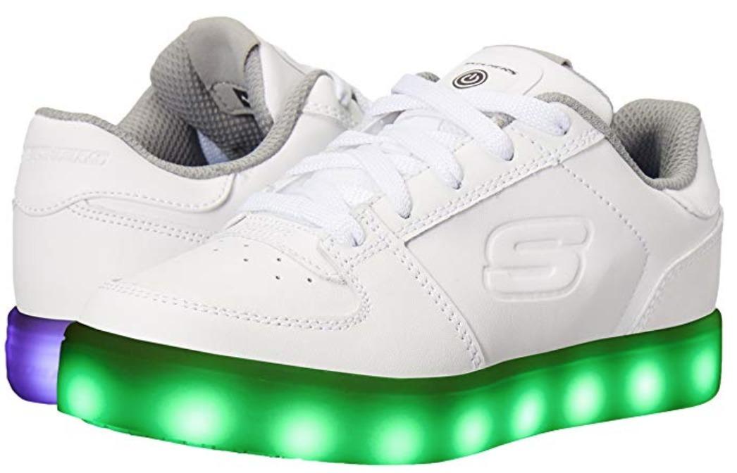 17 Skechers Light Luz Led Envío Talla Energy Tenis Cm Con v0mwOnN8