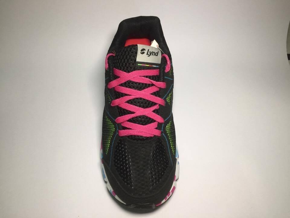 c98e5713e7e tenis lynd feminino r2d2 248 - preto pink verde cítrico. Carregando zoom.
