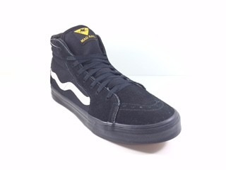 tenis madrats original hi top black- galeria do rock
