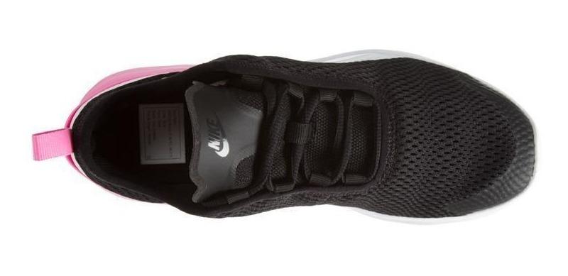 Tenis Marca Nike Air Max Motion 2(gs) Negros Para Mujer