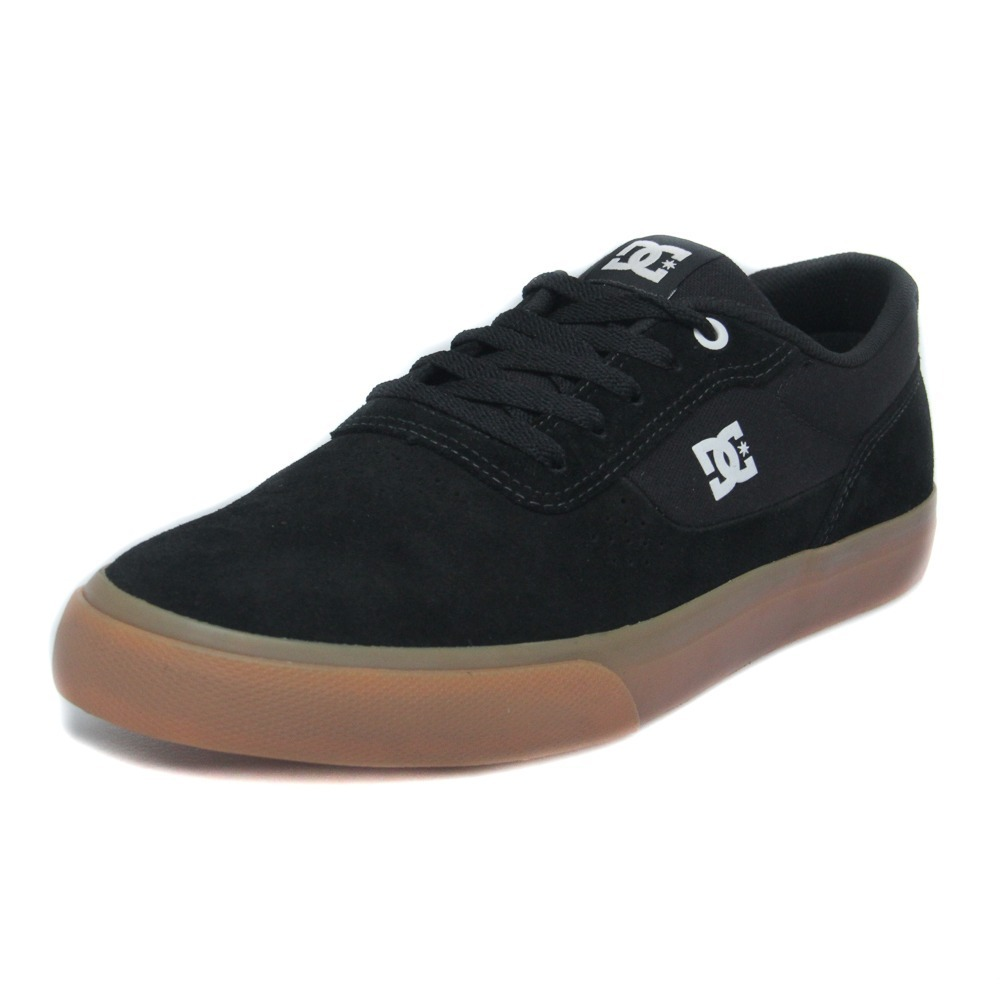tenis masculino dc shoes switch skateboard preto natural. Carregando zoom. 00095406ba6bc