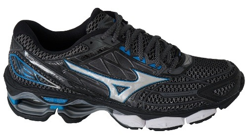 Tenis Masculino Mizuno Wave Creation 19 - R  800 487ec75f04b9b