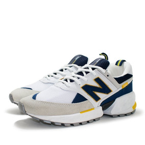 finest selection 7f7e6 0e573 Tenis Masculino New Balance 547 Sport V2 Lifestyle Bege Azul